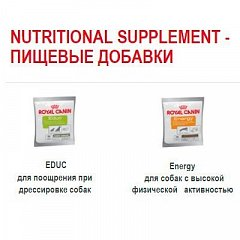 Nutrition Support Canine - пищевые добавки