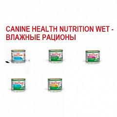 Canine Health Nutrition Wet - влажные рационы
